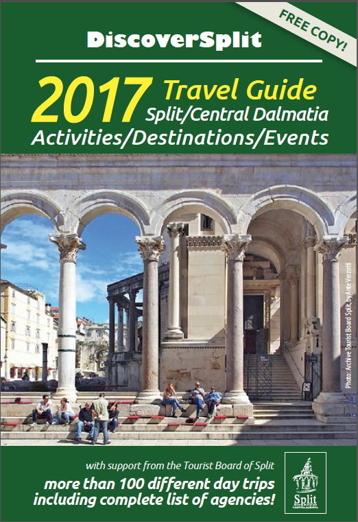 Here is the cover of our 2017 Agency/Tour Guide